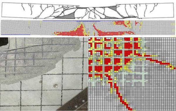 Concrete structures under impact